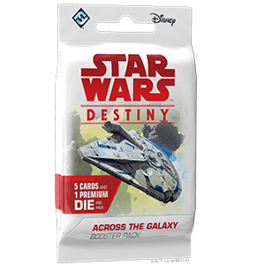 Across The Galaxy Booster Pack   BoardgameShop