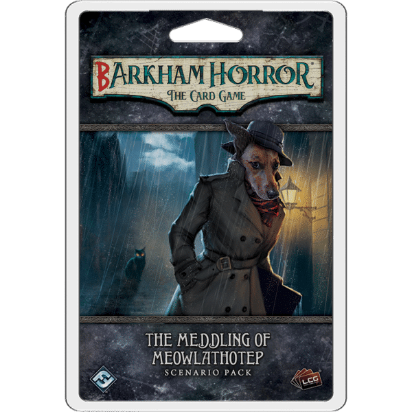 Barkham Horror: The Meddling of Meowlathotep