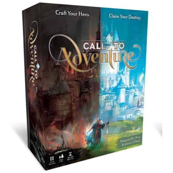 Call to Adventure   BoardgameShop