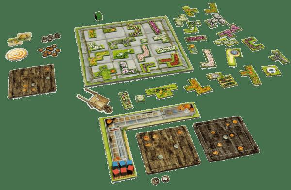 Cottage Garden Overview | BoardgameShop