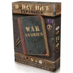 D-Day Dice (2nd Edition) War Stories Expansion