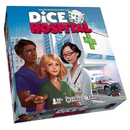 Dice Hospital | BoardgameShop