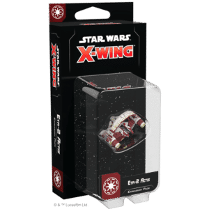 Star Wars: X-Wing Second Edition - Eta-2 Actis Expansion Pack
