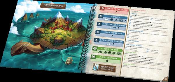 Forgotten Waters Overview 1 | BoardgameShop