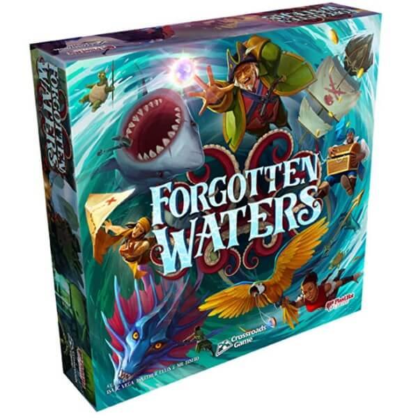 Forgotten Waters | BoardgameShop