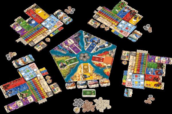 Hadara Overview   BoardgameShop