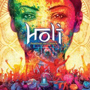 Holi: Festival of Colors