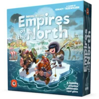 Imperial Settlers Empires of the North   BoardgameShop