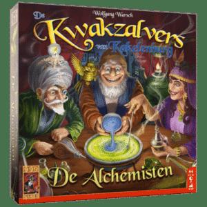 Kwakzalvers van Kakelenburg De Alchemisten