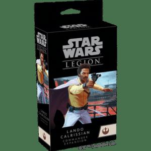 Lando Calrissian Commander
