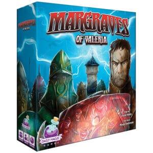 Margraves of Valeria - Cover