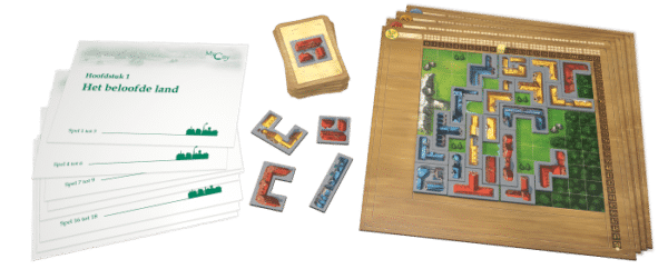 My City Overview | BoardgameShop