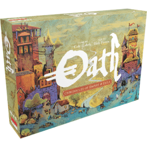 Oath Chronicles of Empire and Exile - Cover