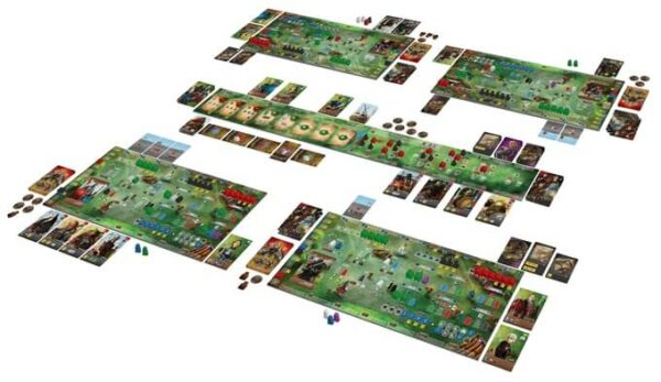 Paladins of the West Kingdom Overview | BoardgameShop
