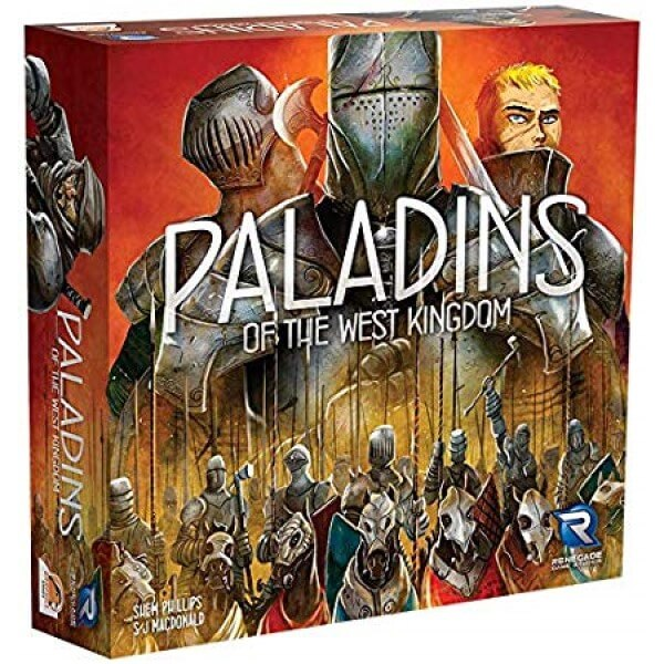 Paladins of the West Kngdom | BoardgameShop