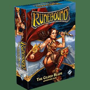 Runebound The Gilded Blade | BoardgameShop