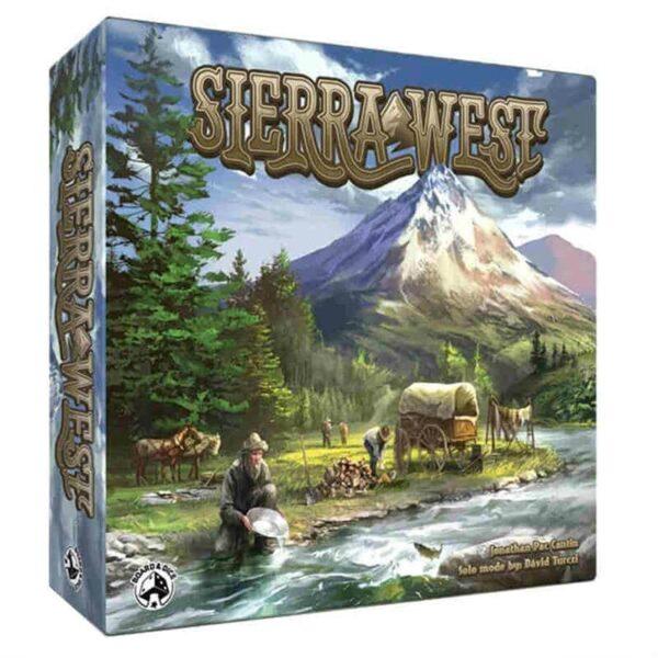 Sierra West Big   BoardgameShop