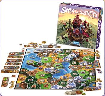 Small World Overview | BoardgameShop