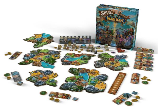 Small World World of Warcraft Overview | BoardgameShop