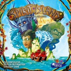 Spirit Island - Cover