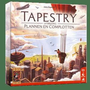 Tapestry Plannen en Complotten