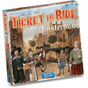 Ticket to Ride: Amsterdam - NL