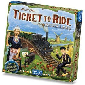 Ticket to Ride Nederland NL   BoardgameShop