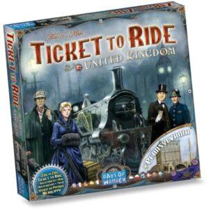 Ticket to Ride: United Kingdom/Pennsylvania