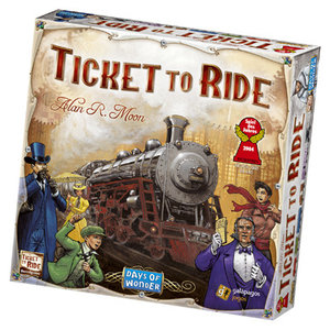 Ticket to Ride USA NL | BoardgameShop