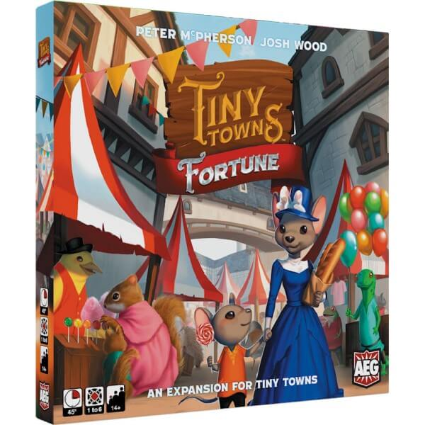 Tiny Towns Fortune   BoardgameShop