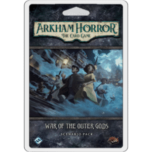 War of the Outer Gods - Cover