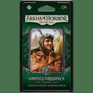 Arkham Horror LCG: Winifred Habbamock Investigator Starter Deck