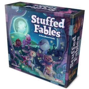 Stuffed Fables - Cover