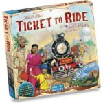 Ticket to Ride India - Cover