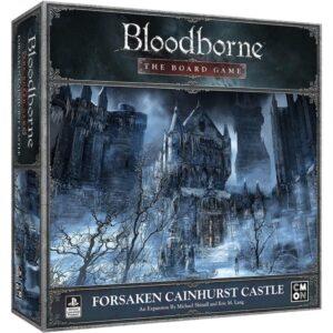 Bloodborne The Board Game Forsaken Castle - Cover
