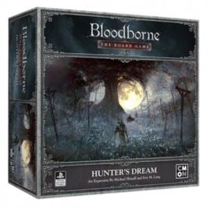 bloodborne the board game - hunter's dream - cover