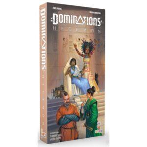 Dominations Hegemon - Cover