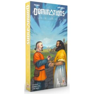 Dominations Silk Road - Cover