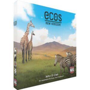 ecos new horizon - cover