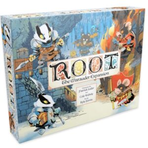Root The Marauder Expansion - Cover