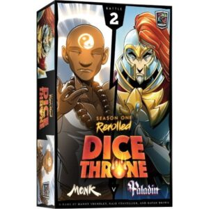 dice throne season one rerolled monk vs paladin