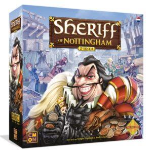 sheriff of nottingham - cover