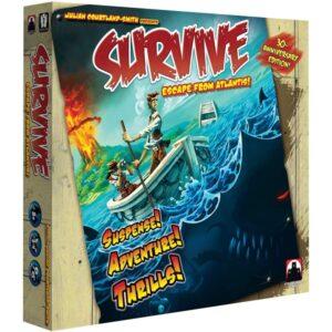 Survice Escape from Atlantis