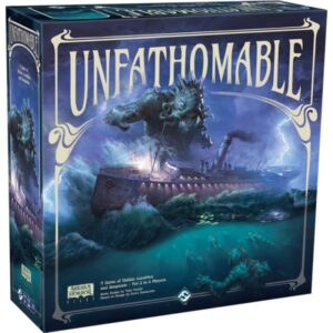 unfathomable cover