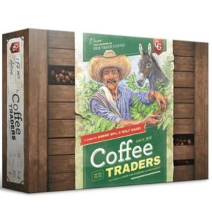 Coffee Traders - Cover