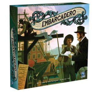 Embarcadero - Cover