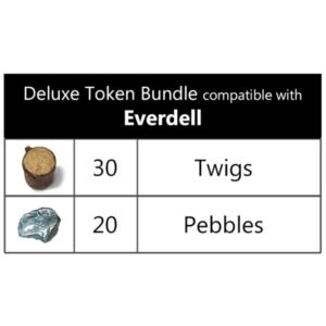 Everdell Deluxe Tokens