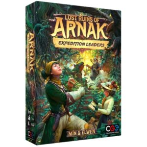 Lost Ruins of Arnak Expedition Leaders - Cover