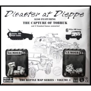 Memoir '44 Disaster at Dieppe