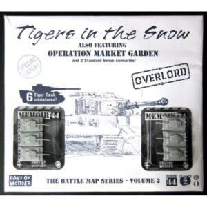Memoir '44 Tigers in the Snow